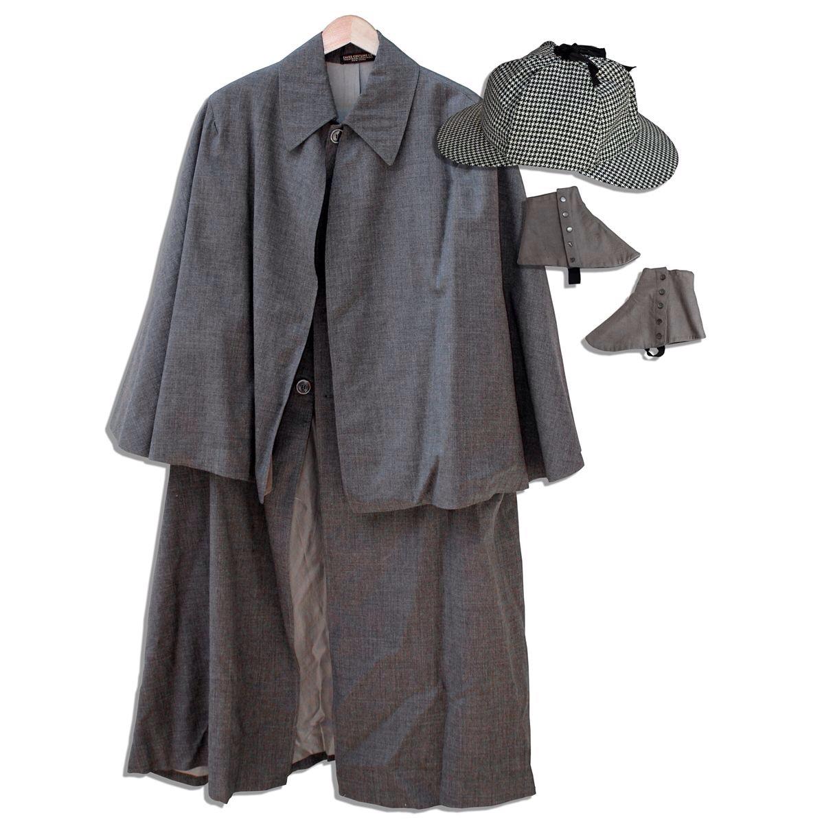 gla выкройка костюма шерлока хомса